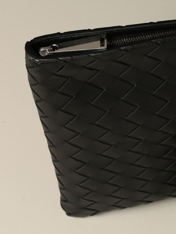 Briefcase Bottega Veneta: Bags men Bottega Veneta black 3