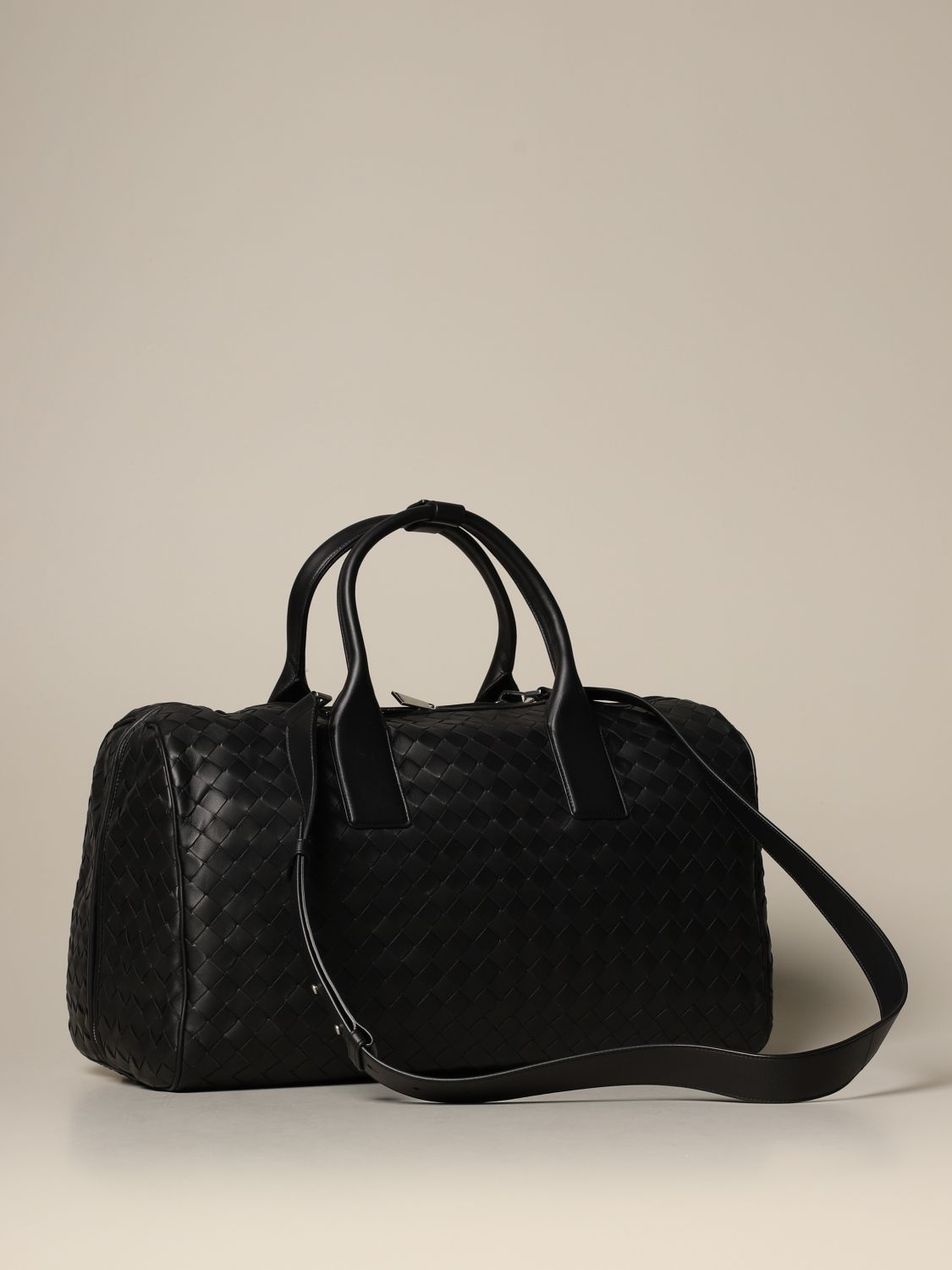 Shoulder bag Bottega Veneta: Bags men Bottega Veneta black 2