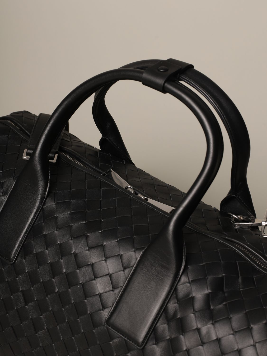 Shoulder bag Bottega Veneta: Bags men Bottega Veneta black 3