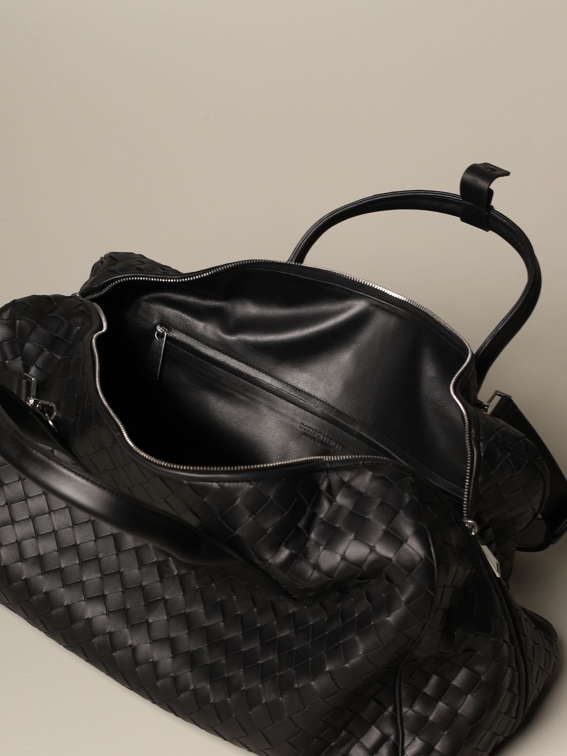Shoulder bag Bottega Veneta: Bags men Bottega Veneta black 4