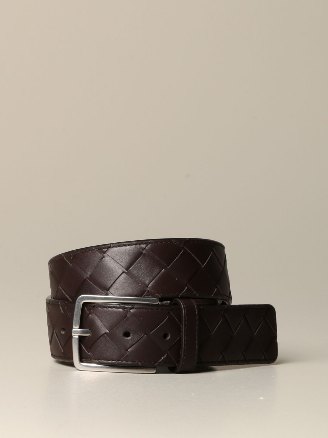 Belt Bottega Veneta: Belt men Bottega Veneta dark 1