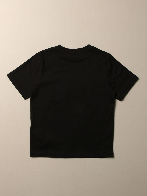 Camiseta Burberry: Camiseta niños Burberry negro 2