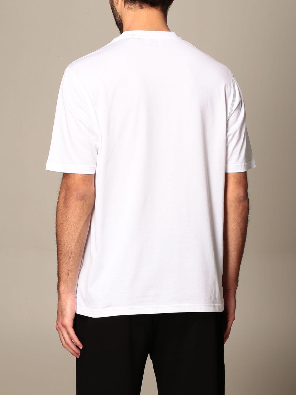 T-shirt Burberry: T-shirt men Burberry white 3