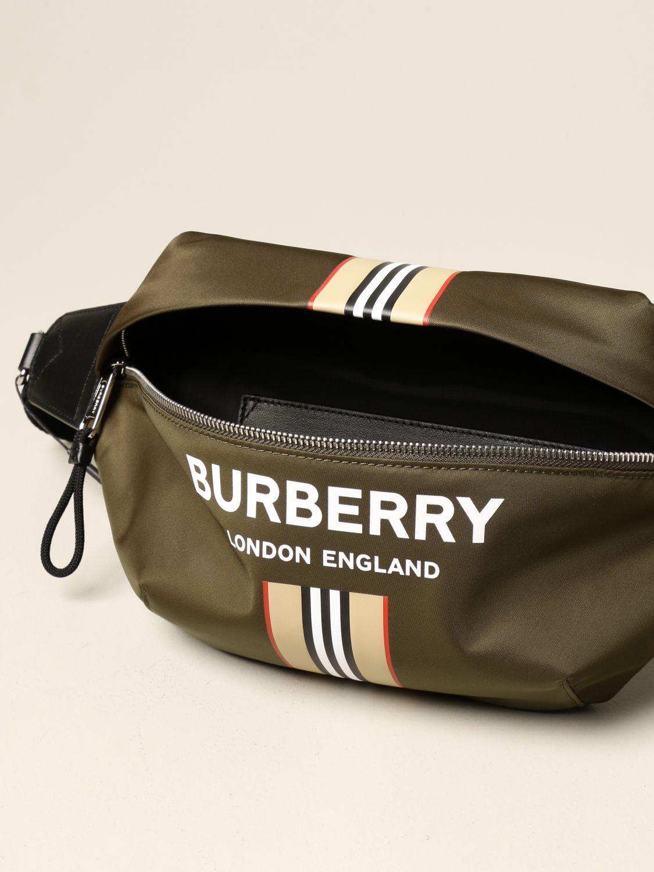 Belt bag Burberry: Bags men Burberry military 5