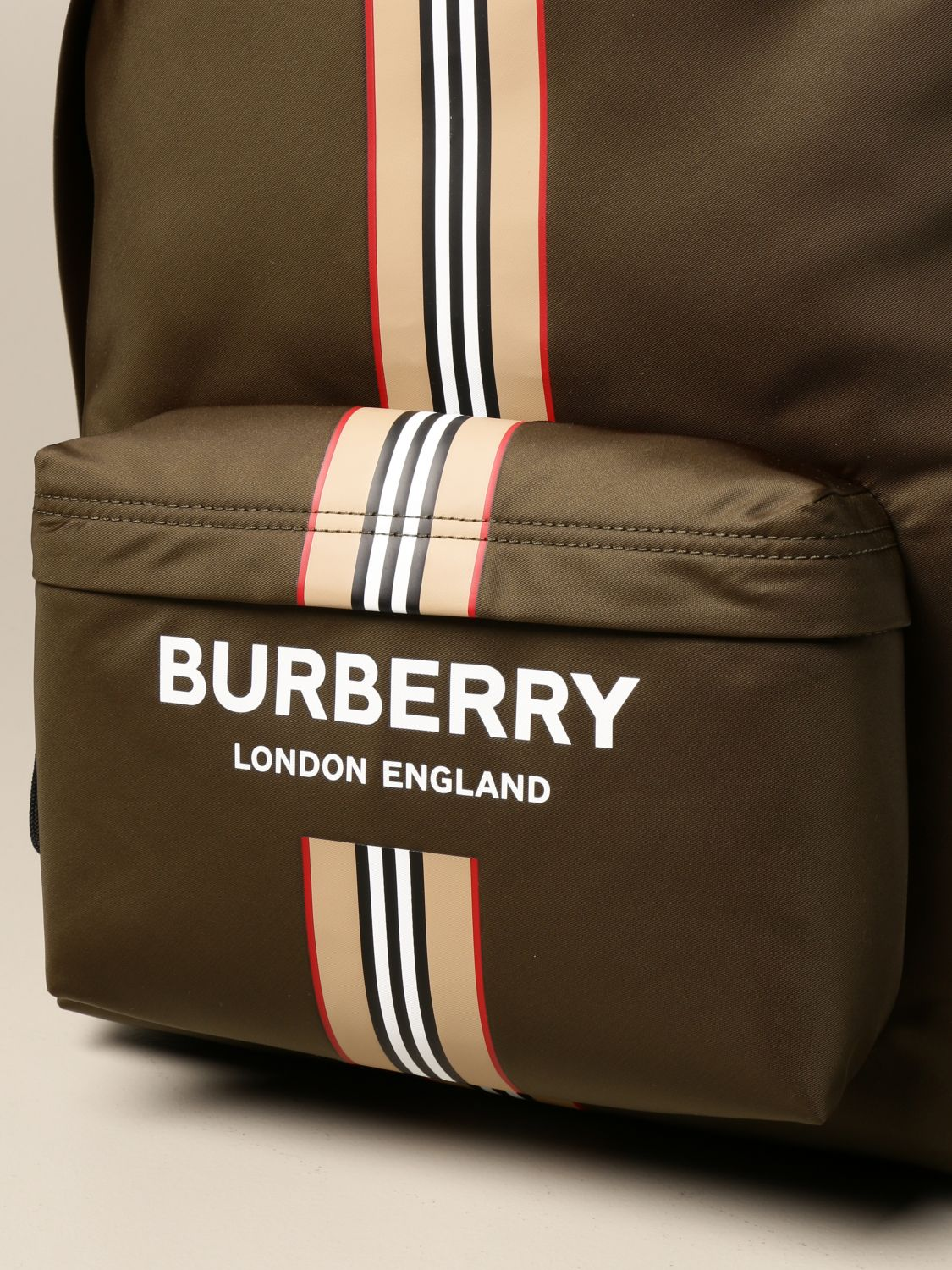Backpack Burberry: Bags men Burberry military 4