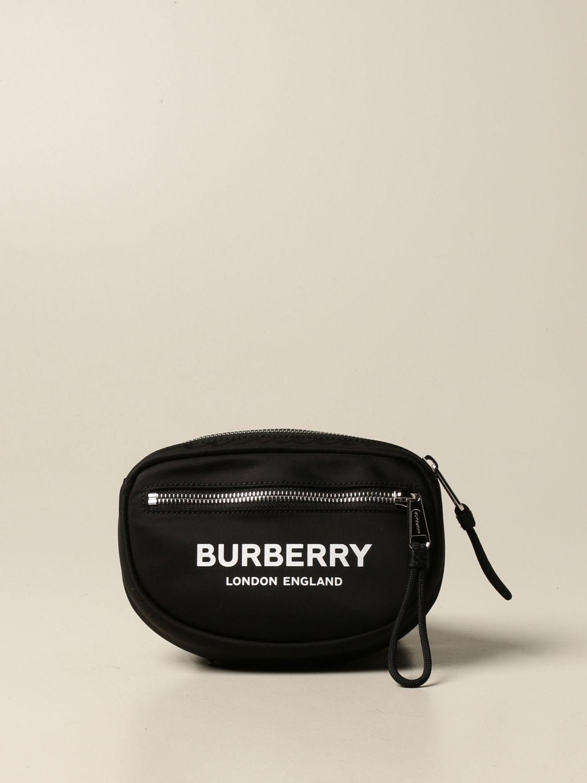 Bags Burberry: Bags men Burberry black 1