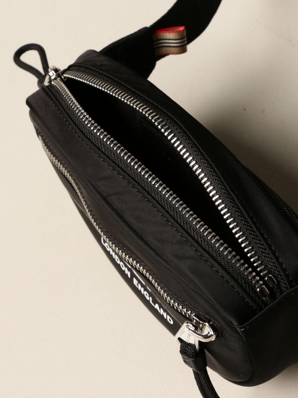 Bags Burberry: Bags men Burberry black 4