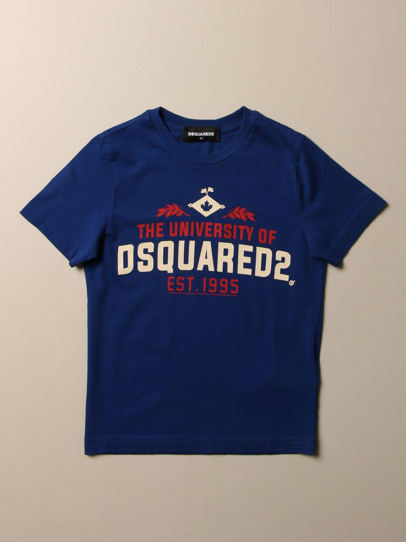 T-shirt Dsquared2 Junior: T-shirt kids Dsquared2 Junior blue 1