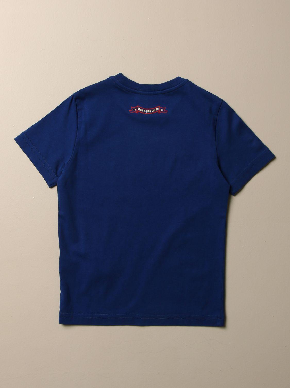 T-shirt Dsquared2 Junior: T-shirt kids Dsquared2 Junior blue 2