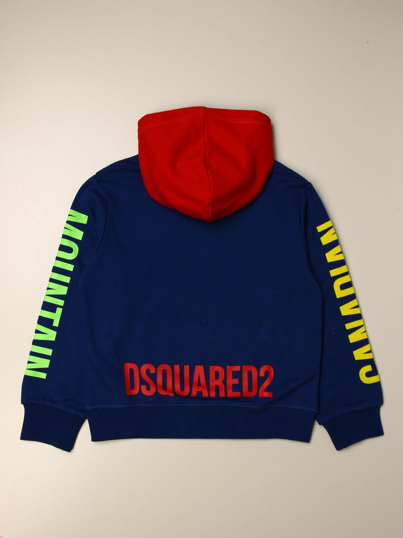 Jumper Dsquared2 Junior: Jumper kids Dsquared2 Junior blue 2