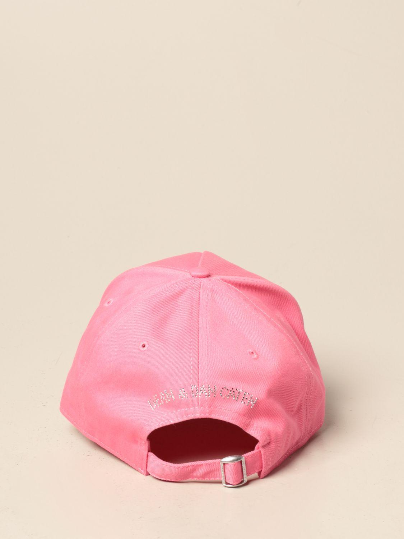 Chapeau Dsquared2: Chapeau femme Dsquared2 fuchsia 3