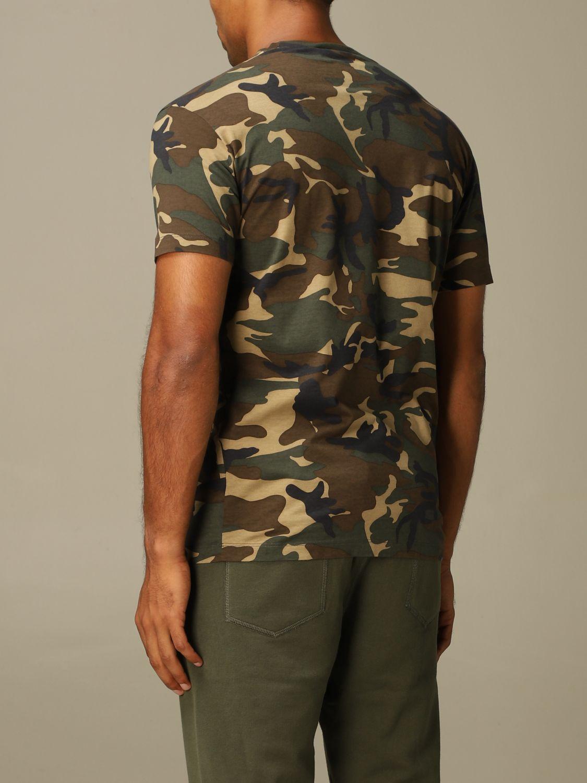 T-Shirt Dsquared2: T-shirt herren Dsquared2 military 2