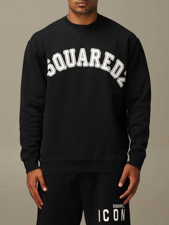 Sweatshirt Dsquared2: Sweatshirt herren Dsquared2 schwarz 1