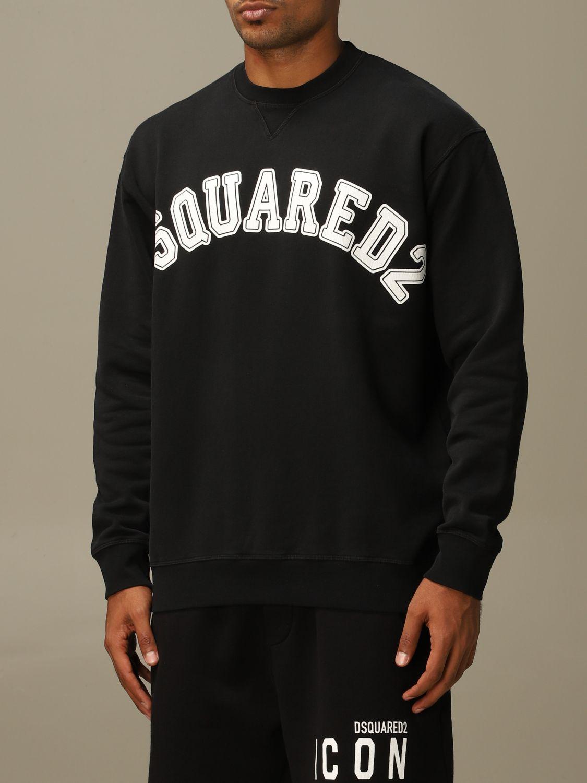 Sweatshirt Dsquared2: Sweatshirt herren Dsquared2 schwarz 4