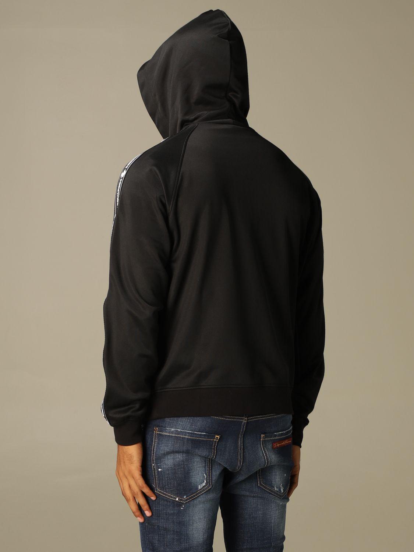 Sweatshirt Dsquared2: Sweatshirt herren Dsquared2 schwarz 2