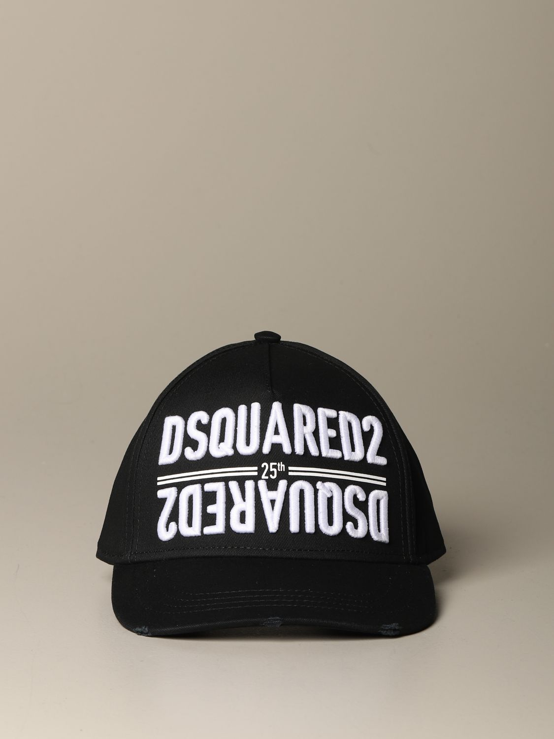 Hut Dsquared2: Hut herren Dsquared2 schwarz 2