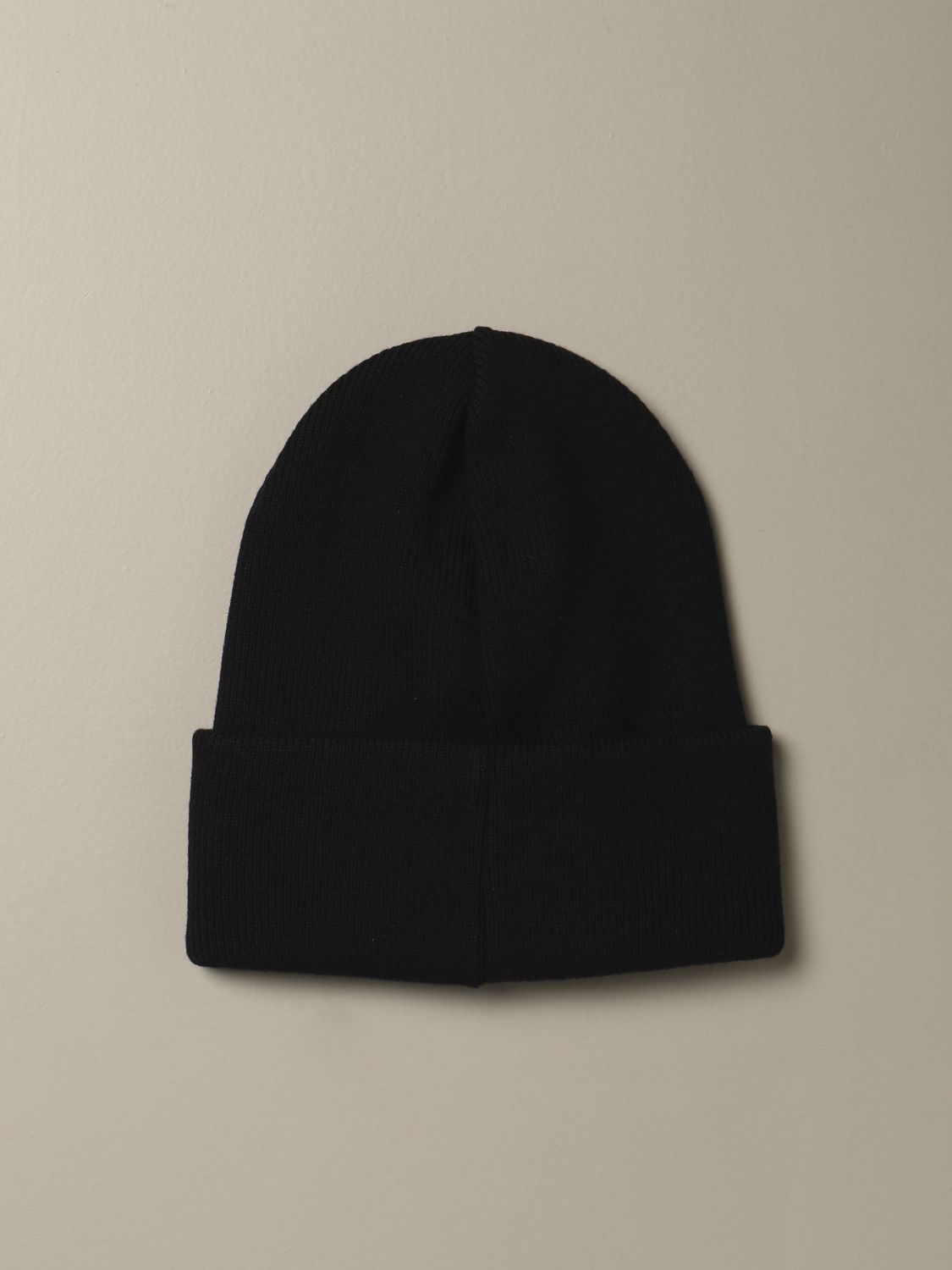 Hat Dsquared2: Dsquared2 wool hat with logo black 2