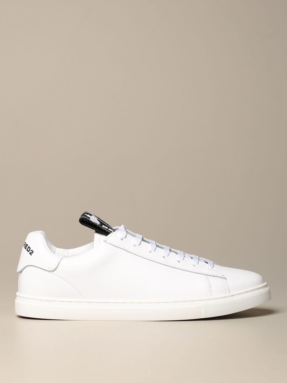 Sneakers Dsquared2: Schuhe herren Dsquared2 schwarz 1