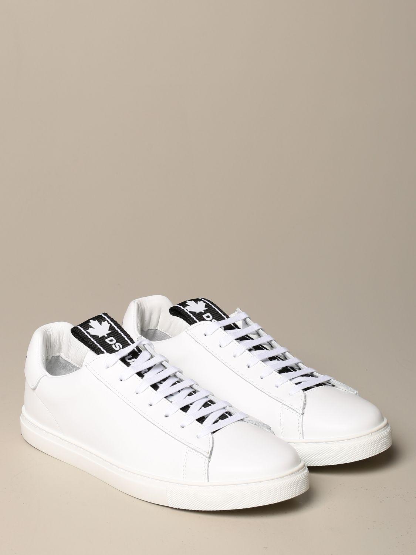 Sneakers Dsquared2: Schuhe herren Dsquared2 schwarz 2