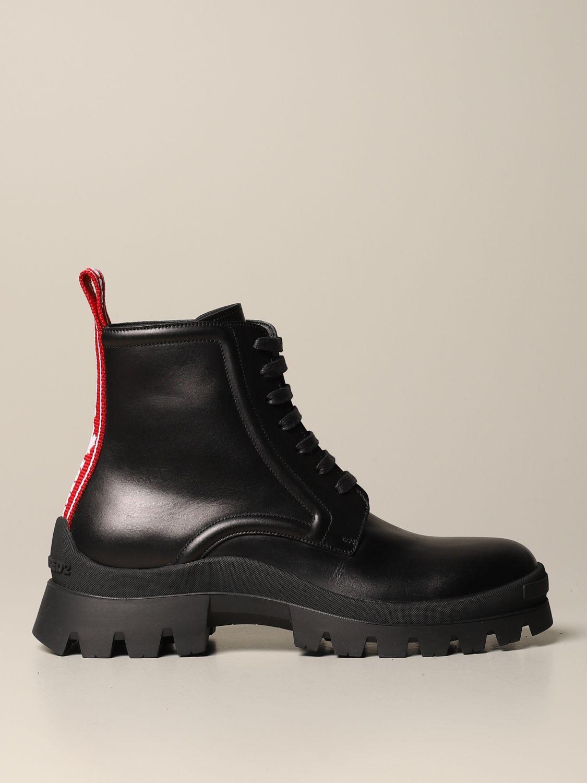 Stiefeletten Dsquared2: Schuhe herren Dsquared2 schwarz 1 1