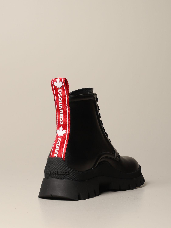 Stiefeletten Dsquared2: Schuhe herren Dsquared2 schwarz 1 3