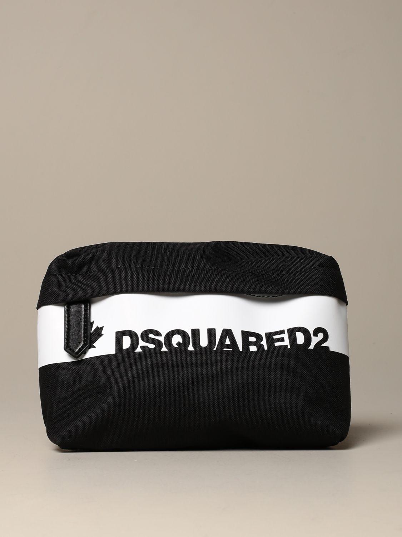 Портфель Dsquared2: Сумка Мужское Dsquared2 черный 1