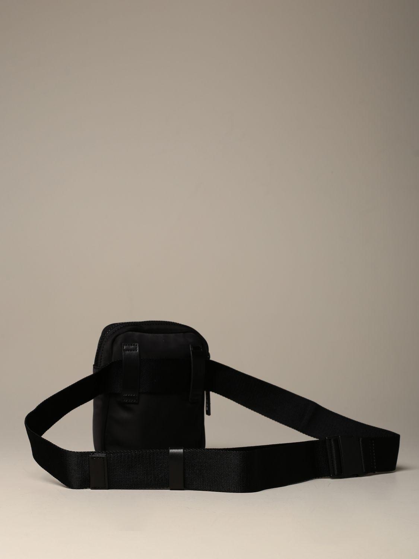 Shoulder bag Dsquared2: Dsquared2 nylon bag / pouch with Icon logo black 2