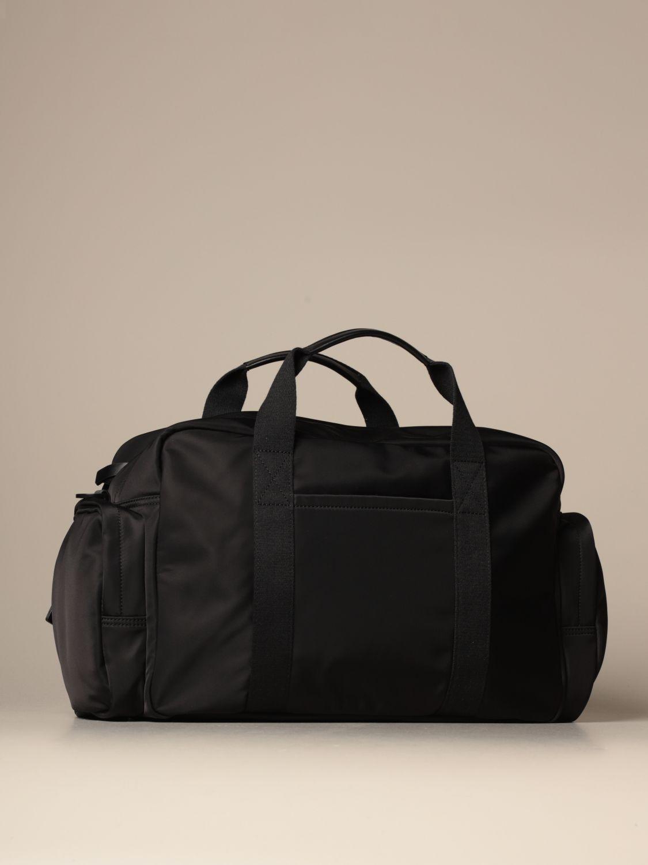 Shoulder bag Dsquared2: Dsquared2 nylon bag with logo black 2