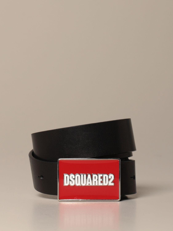 Gürtel Dsquared2: Gürtel herren Dsquared2 schwarz 1 1