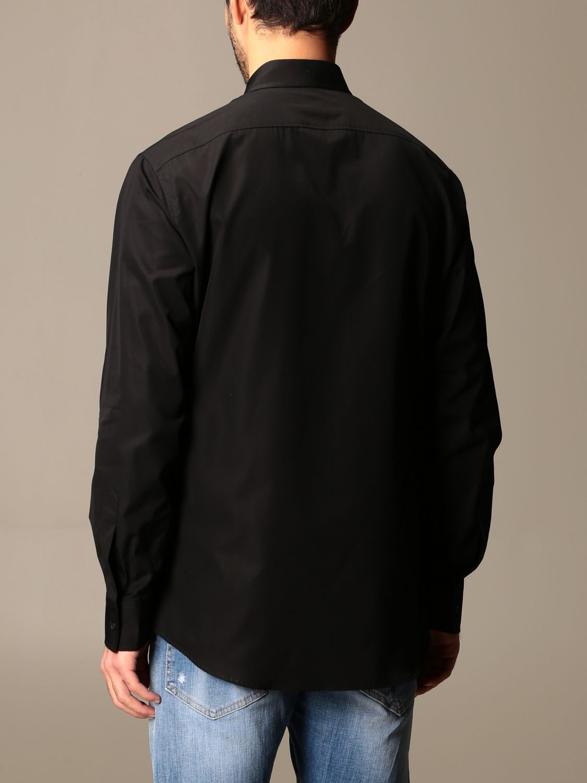 Рубашка Dsquared2: Рубашка Мужское Dsquared2 черный 3