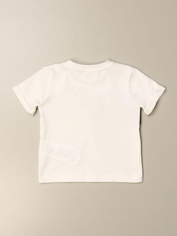 T-shirt Elisabetta Franchi: T-shirt Elisabetta Franchi con fiocco bianco 2