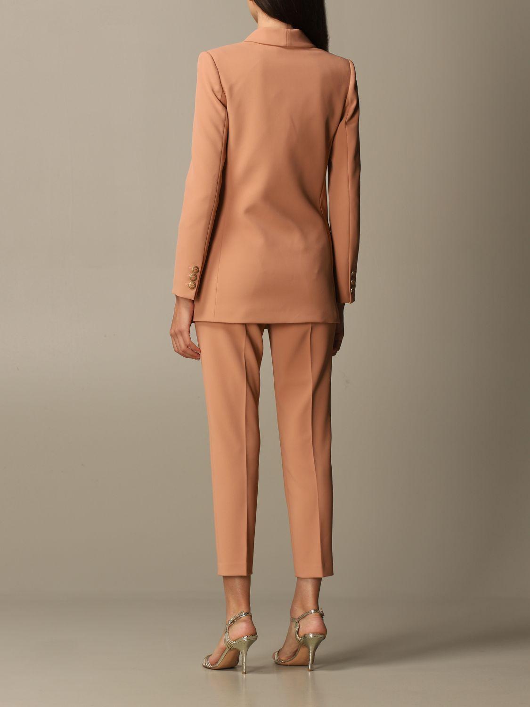 Деловой костюм Elisabetta Franchi: Деловой костюм Женское Elisabetta Franchi пудра 3