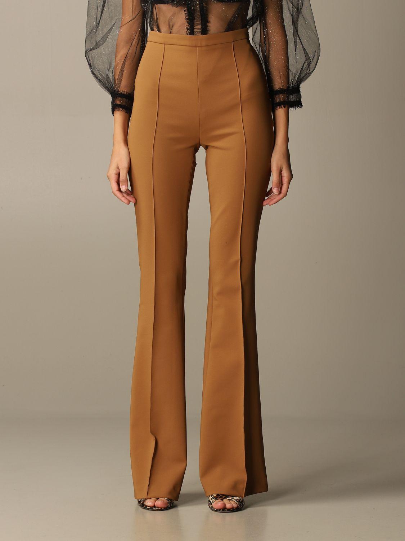 Деловой костюм Elisabetta Franchi: Деловой костюм Женское Elisabetta Franchi желто-коричневый 5