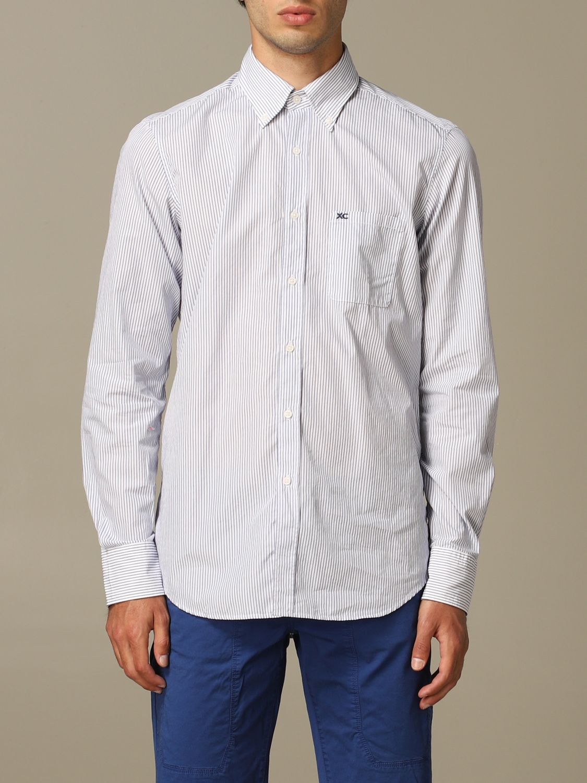 Рубашка Мужское Xc белый 1