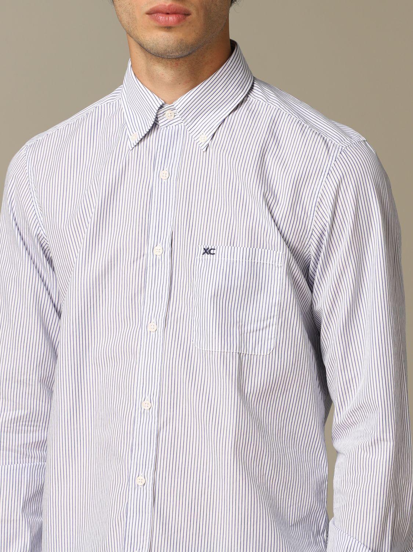 Рубашка Мужское Xc белый 3
