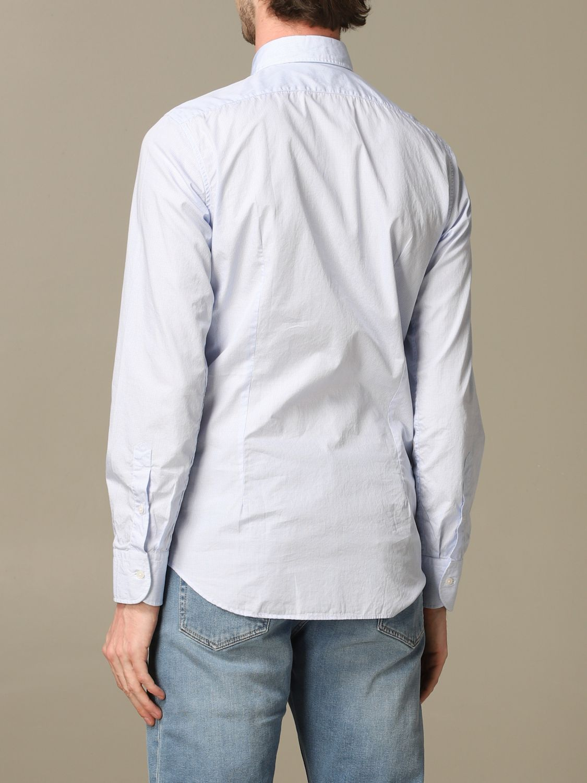 Рубашка Мужское Xc голубой 2