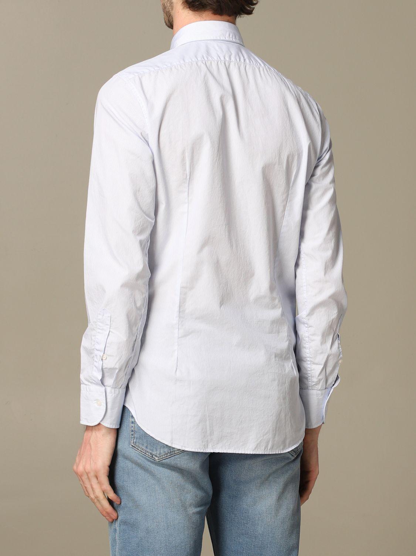 Рубашка Мужское Xc небесно-голубой 2
