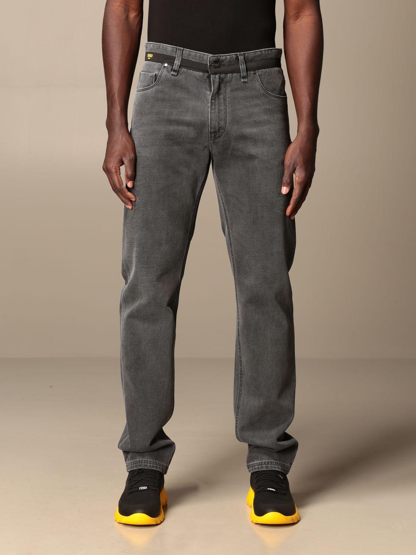 牛仔裤 Fendi: 牛仔裤 男士 Fendi 灰色 1