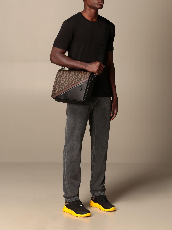 牛仔裤 Fendi: 牛仔裤 男士 Fendi 灰色 2