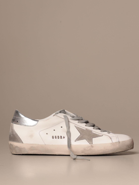 Trainers Golden Goose: Shoes men Golden Goose white 1