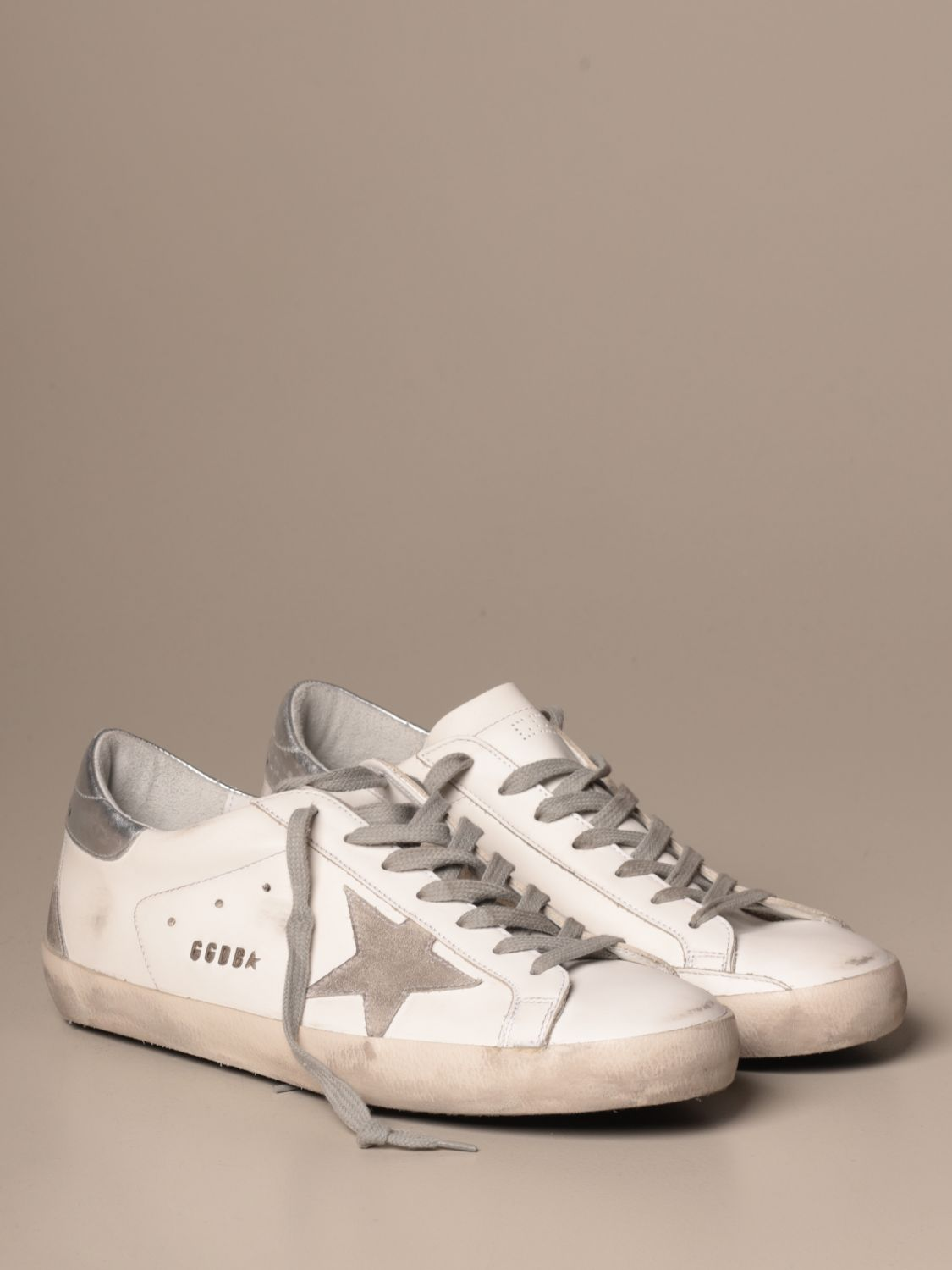 Sneakers Golden Goose: Superstar classic Golden Goose sneakers in leather white 2