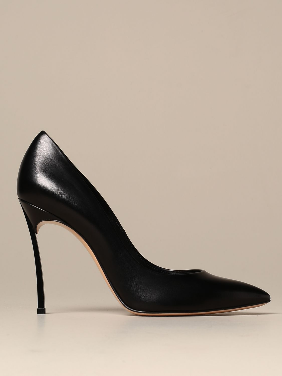 Court shoes Casadei: Shoes women Casadei black 1