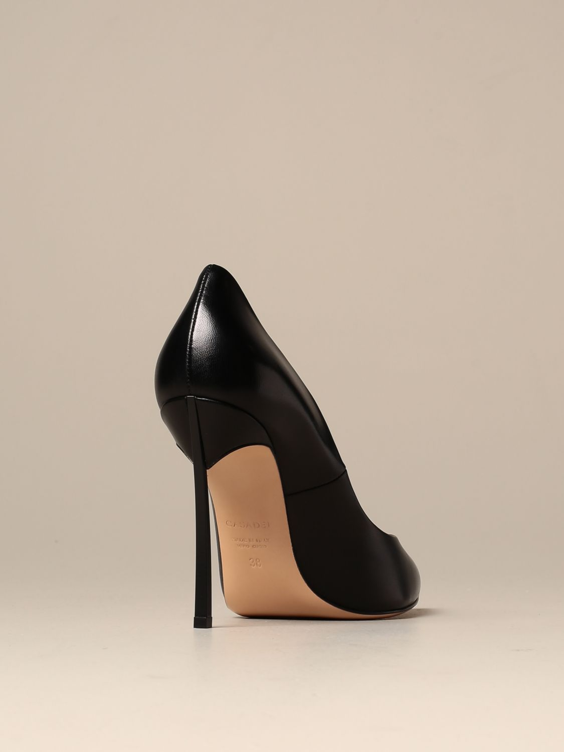 Court shoes Casadei: Shoes women Casadei black 3