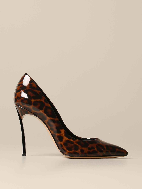 Court shoes Casadei: Shoes women Casadei brown 1