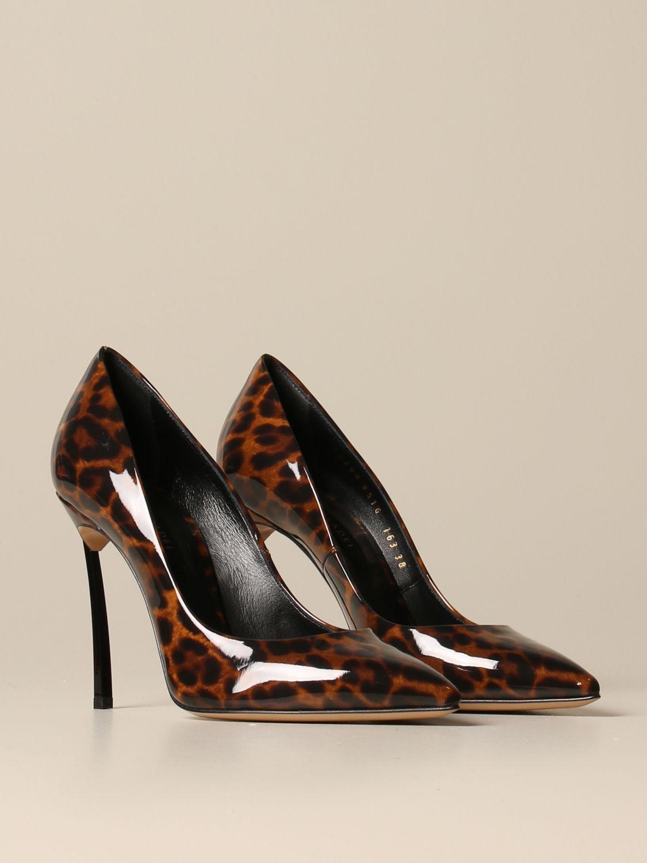 Court shoes Casadei: Shoes women Casadei brown 2