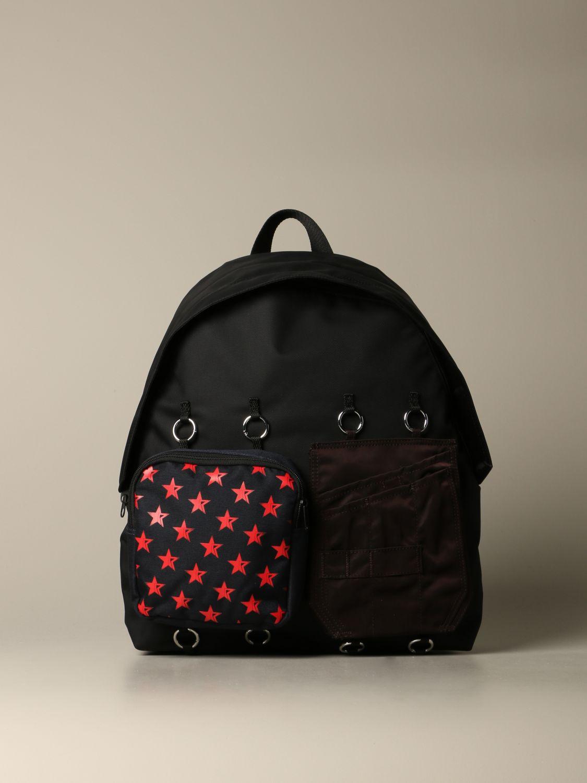 Backpack Eastpak X Raf Simons: Bags men Eastpak red 1