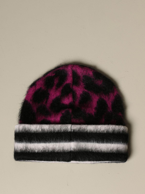 Chapeau N° 21: Chapeau femme N° 21 fuchsia 2