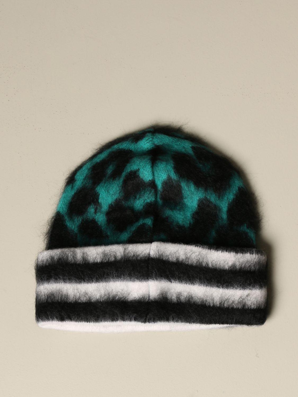Chapeau N° 21: Chapeau femme N° 21 vert 2