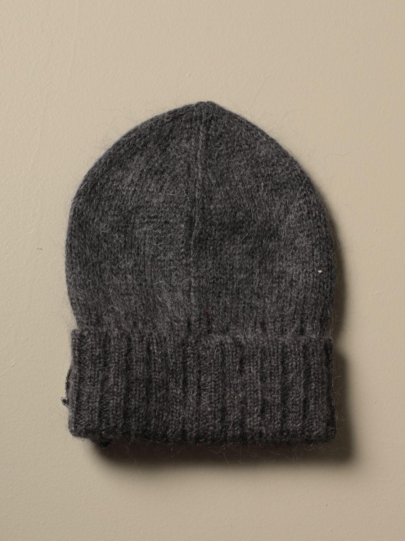 帽子 N° 21: 帽子 女士 N° 21 灰色 2