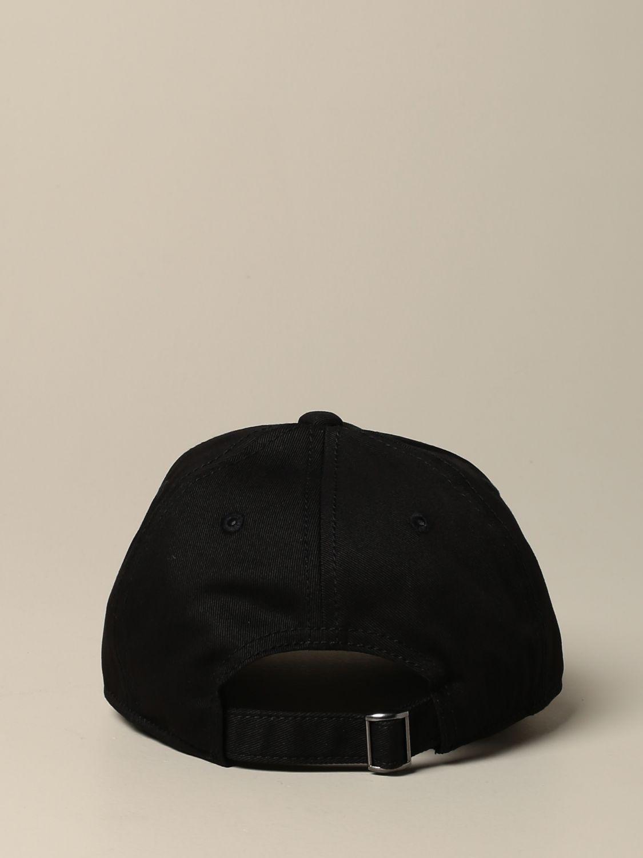 Cappello bambino N° 21: Cappello da baseball N°21 con logo nero 3